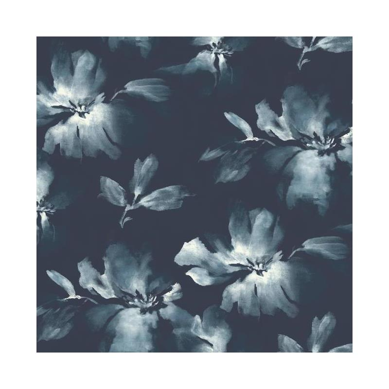 SO2470 Tranquil, Midnight Blooms color Navy blue,
