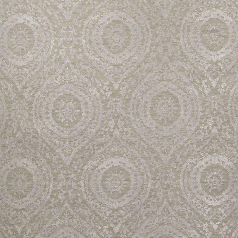 B6400 Smoke, Neutral Metallic by Greenhouse Fabric