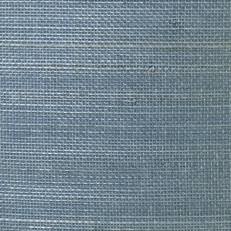 LN11842 Luxe Retreat, Abaca Grasscloth Blue by Lil