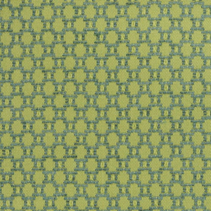 B4333 Coastal, Green Solid Upholstery by Greenhous
