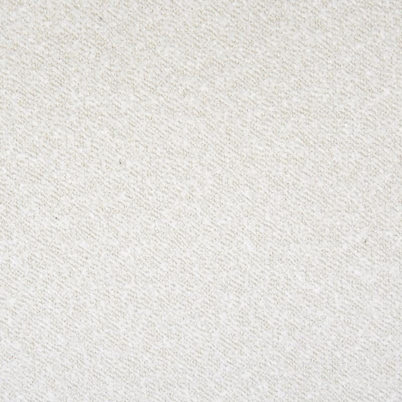 F1352 Winter White, White Solid Upholstery Fabric