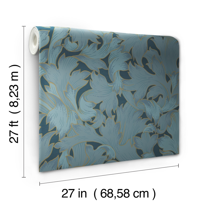 NV5512 Modern Heritage 125th Anniversary, Acanthus