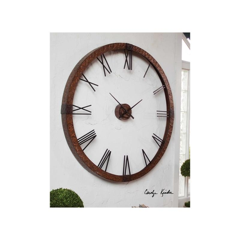 06655 Amarion Clock by Uttermost