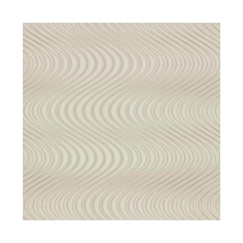 83649 Urban Oasis, Ocean Swell Wallpaper Taupe/Bei
