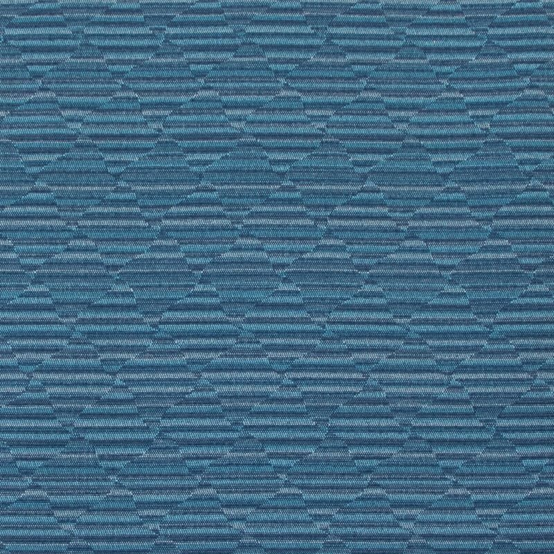 B8468 Pool, Blue Stripe Upholstery by Greenhouse F