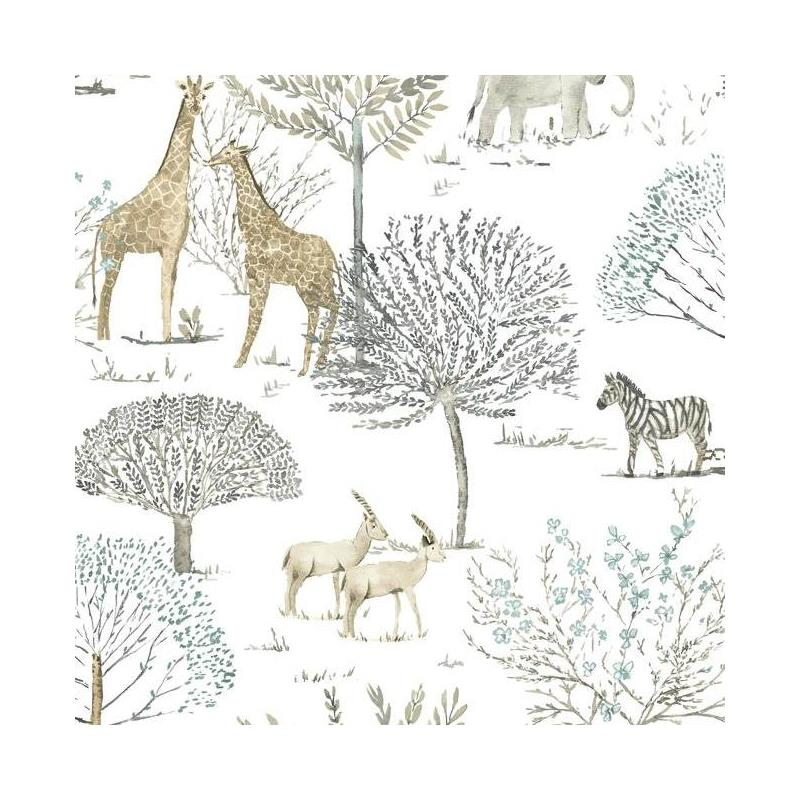 KI0541 A Perfect World, On The Savanna, Neutral An