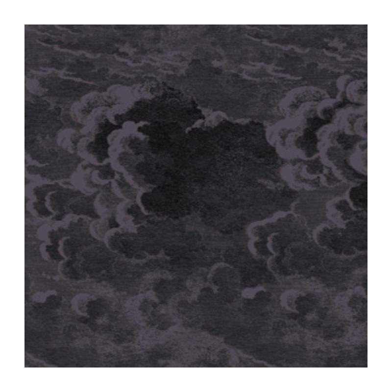 114-28057 Nuvolette, Slate Blue Print by Cole and