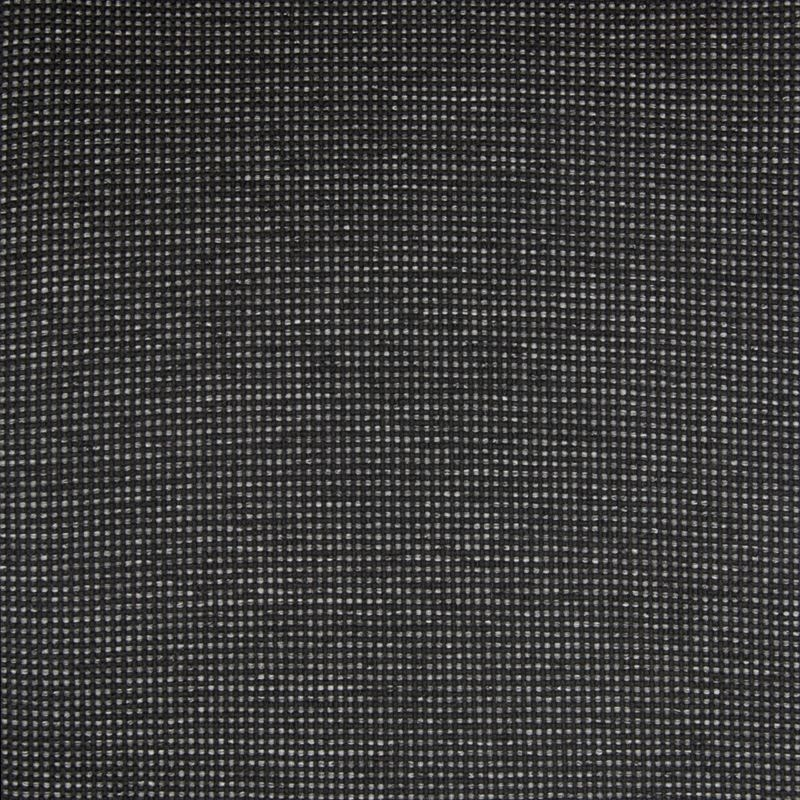 B5358 Stone, Black Solid Upholstery by Greenhouse