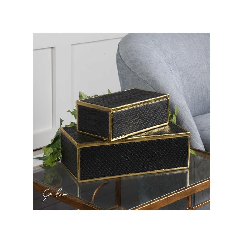 18838 Ukti Boxes S/2 by Uttermost