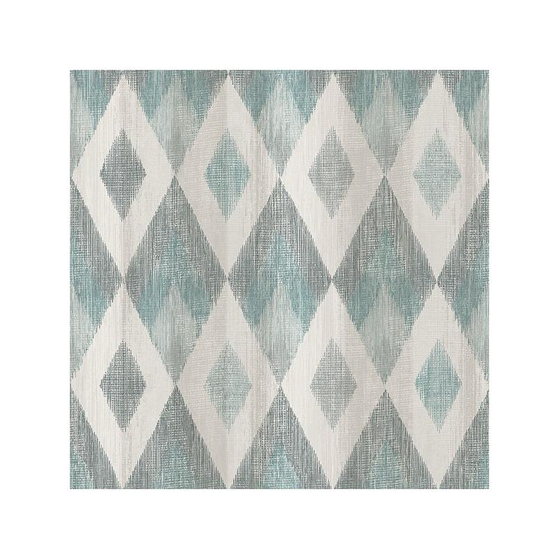 4020-96101 Geo and Textures, Ace Teal Diamond by A
