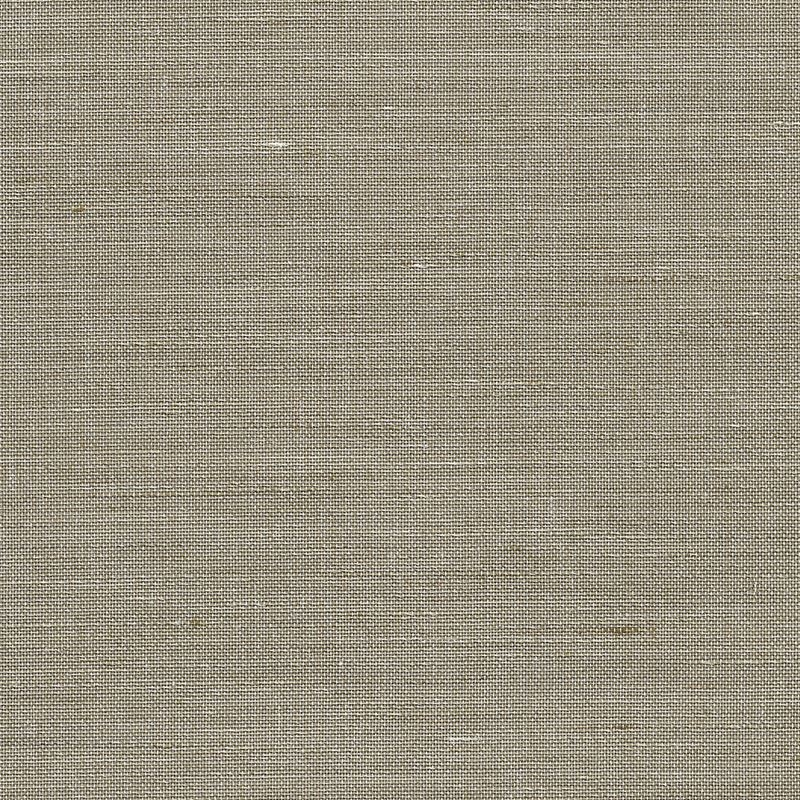 8058 Canvas Linens, Flax Grasscloth by Phillip Jef