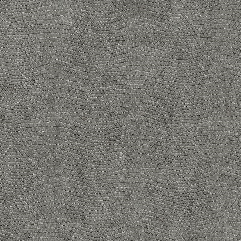 8078 Vinyl Snakeskin, Grey Ora Grasscloth by Phill