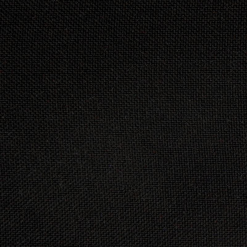 74840 Black, Black Solid Upholstery by Greenhouse