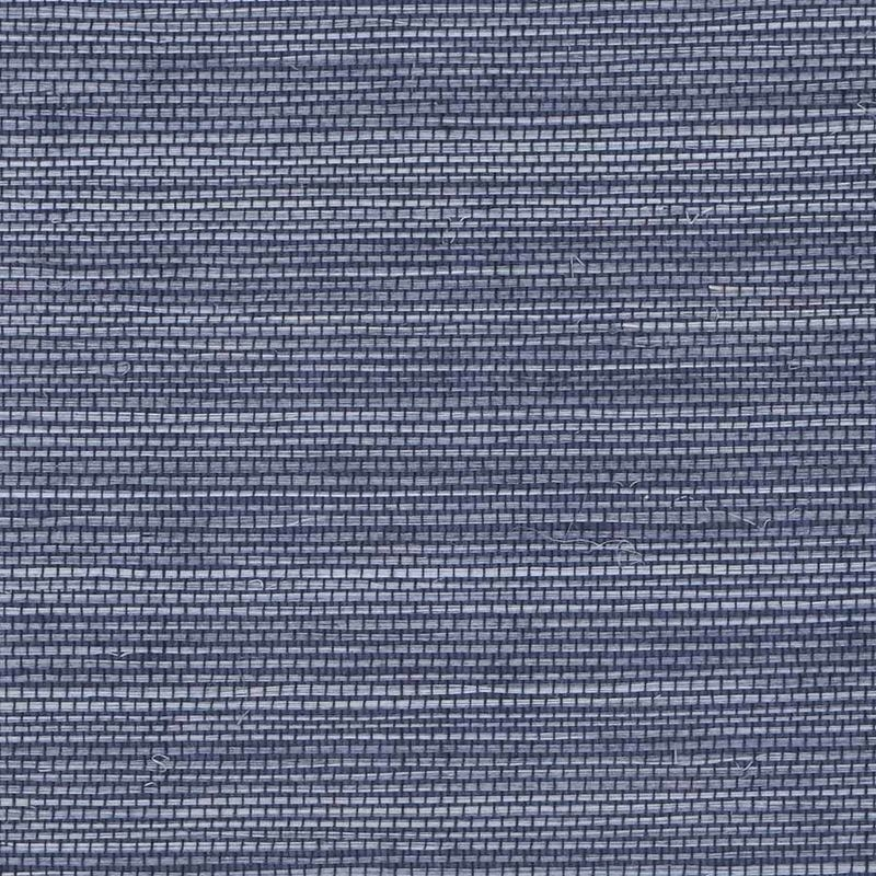 5542 Soho Hemp II, Antiqued Navy Grasscloth by Phi