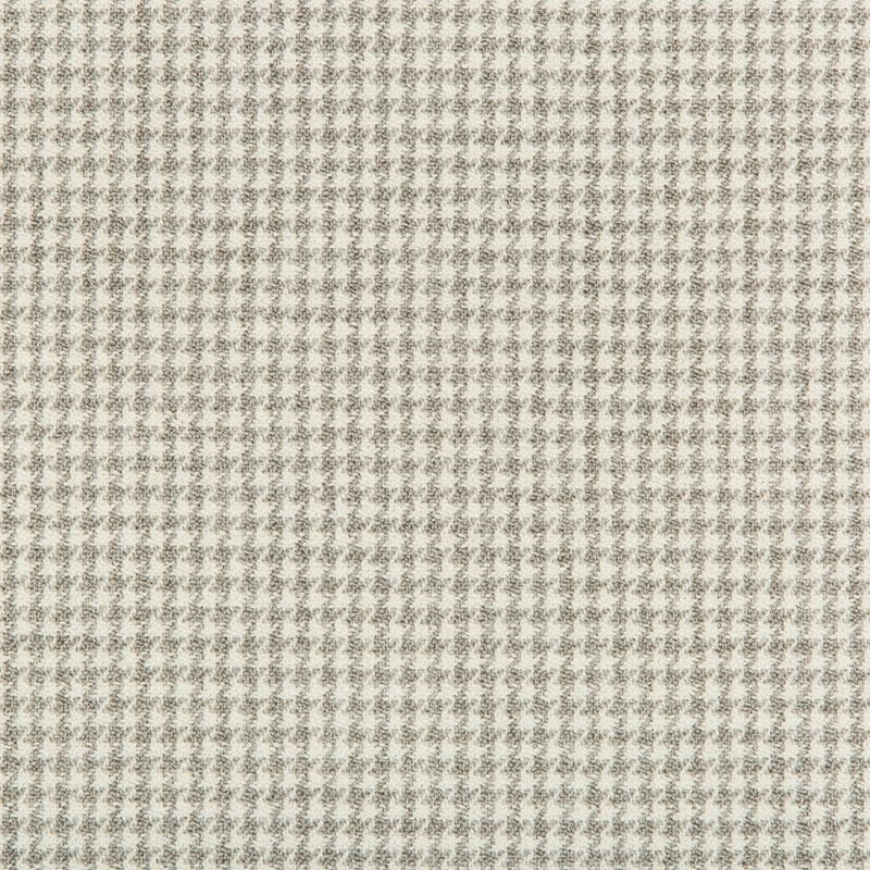 35702.11.0 Ivory Upholstery Check Houndstooth Fabr