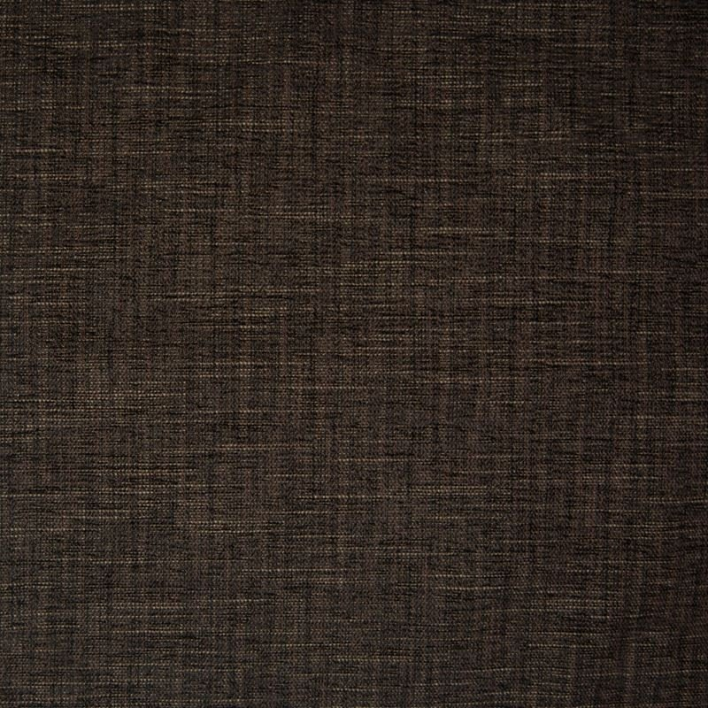 F1143 Charbrown, Brown Solid Upholstery Fabric by