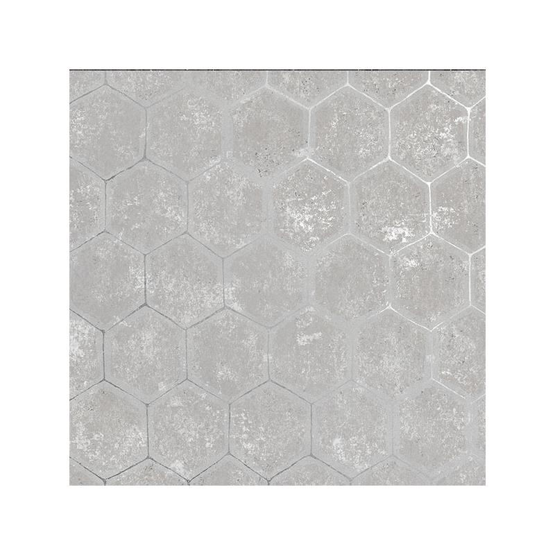 2927-00401 Polished, Starling Grey Honeycomb by Br