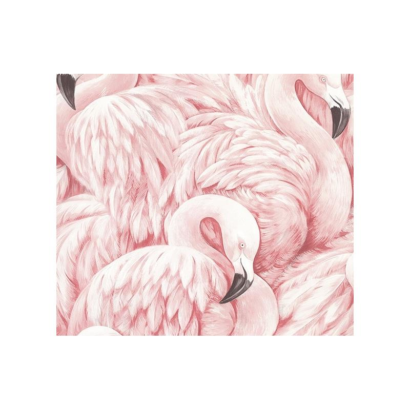 2814-803204 Bath, Horace Light Pink Flamingos by A