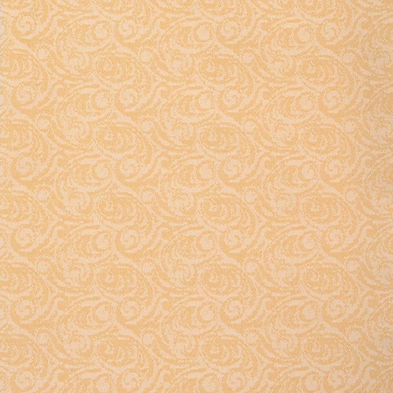 B8421 Midas, Yellow Scroll Upholstery by Greenhous