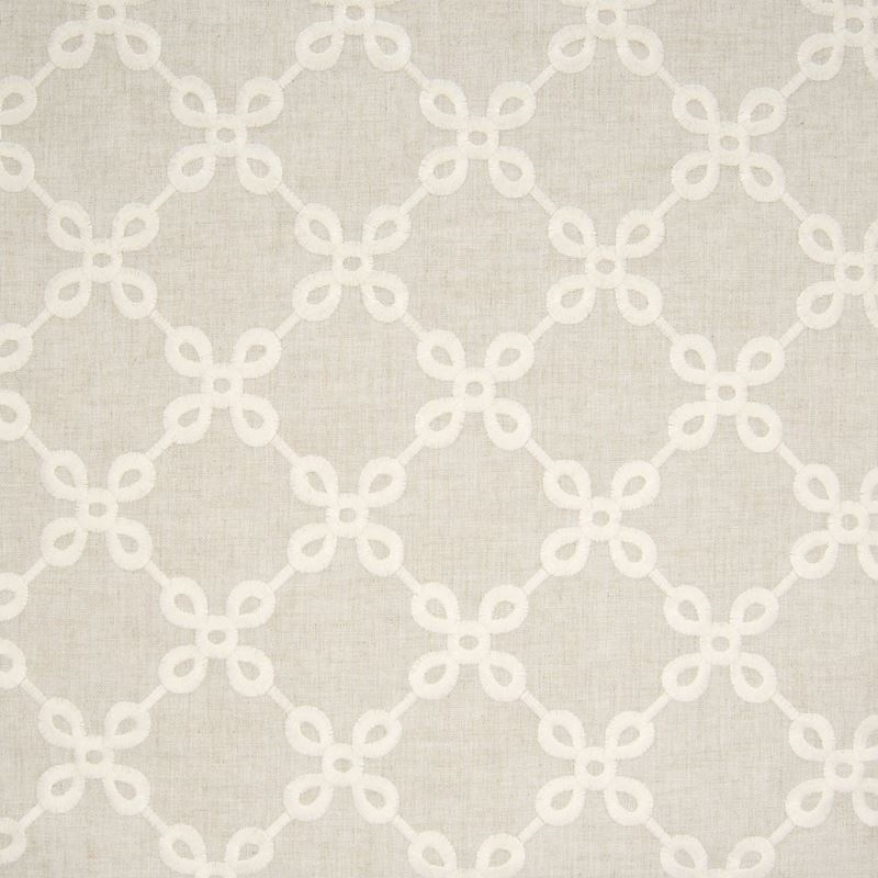 B8024 Sand, Neutral Scroll by Greenhouse Fabric