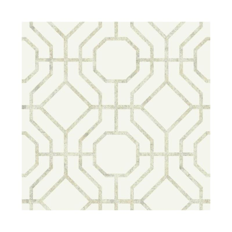 SO2460 Tranquil, Lanai Trellis color Tan, Floral b