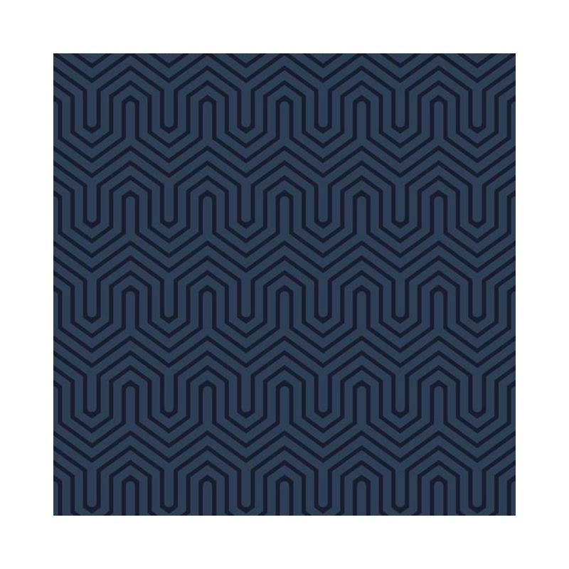 GE3715 Geometric Resource Library, Labyrinth Blue