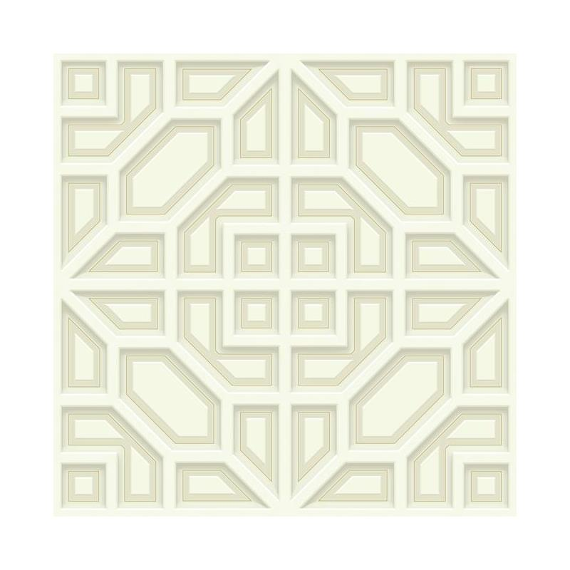 DI4700 Dimensional Artistry, Asian Lattice, Tan Ge