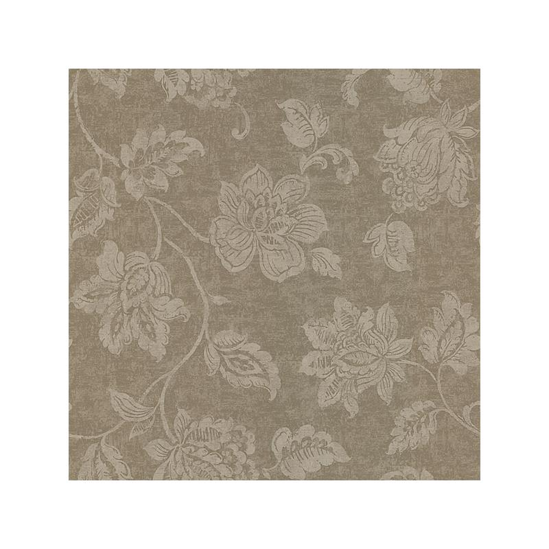 58-54440 Joseph Abboud Taupe Kenneth James Wallpap