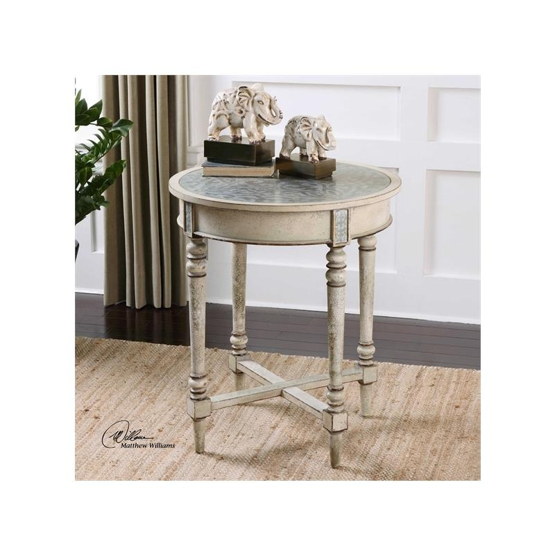 24406 Jinan Accent Table by Uttermost