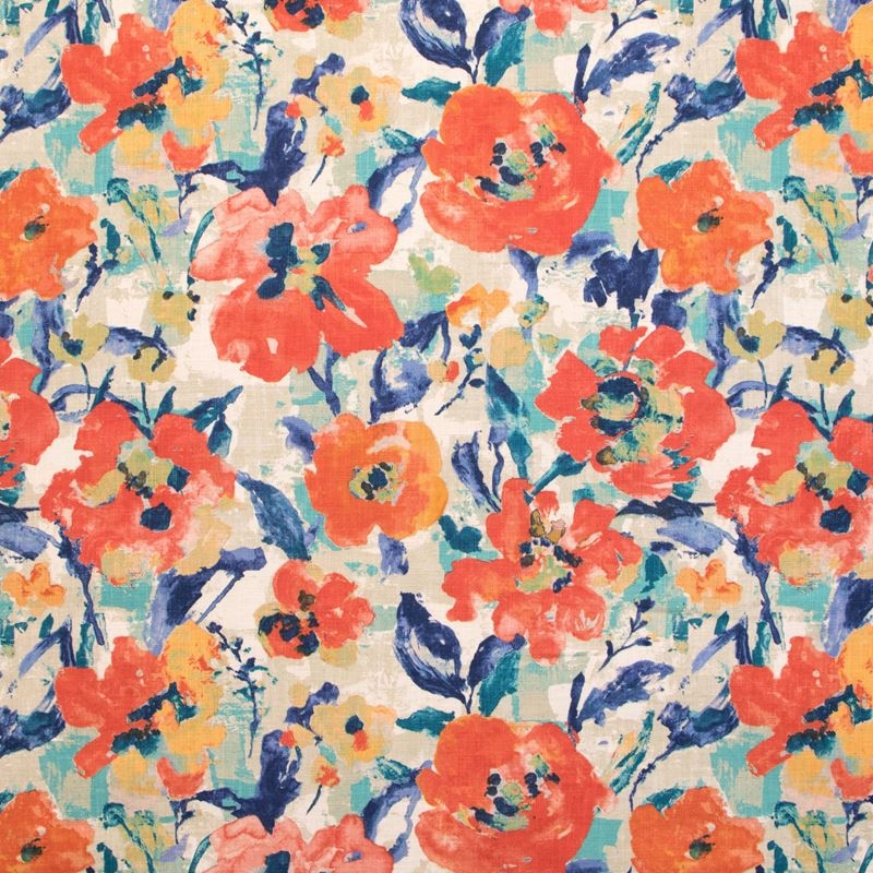 B9684 Sunset, Blue Floral Multipurpose by Greenhou