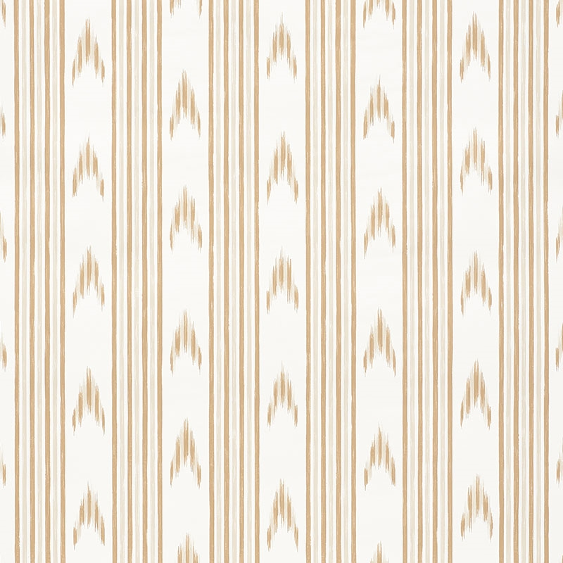 5009222 Santa Barbara Ikat Neutral by Schumacher W