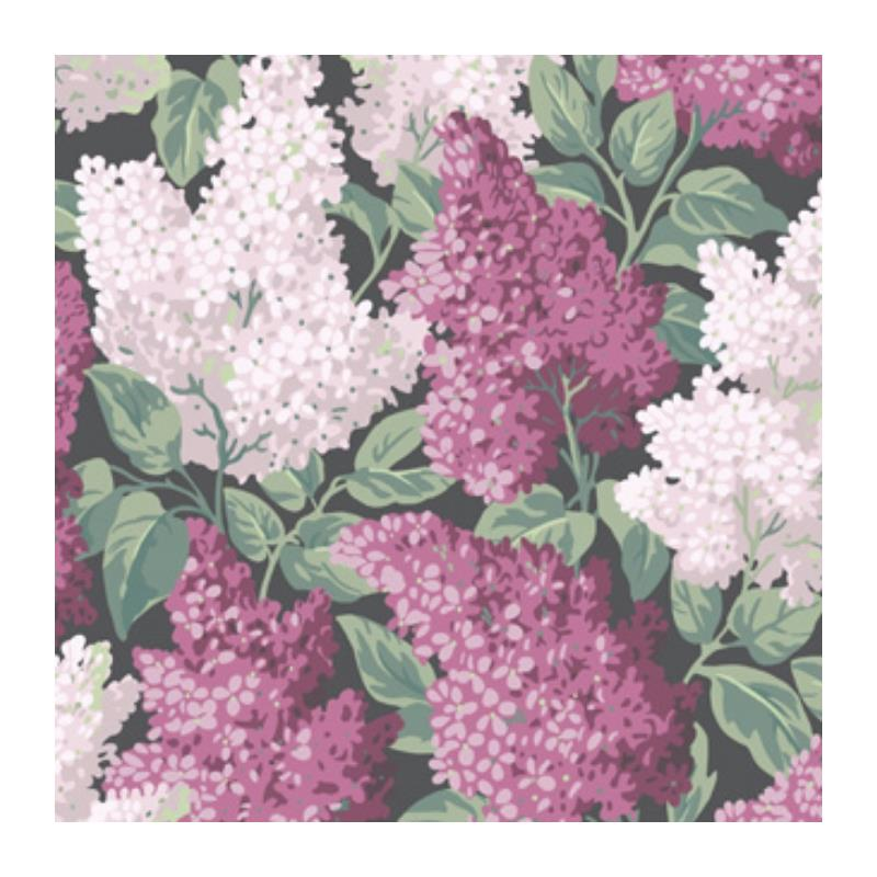 115-1001 Lilac, Magenta Blush Charco Print by Cole