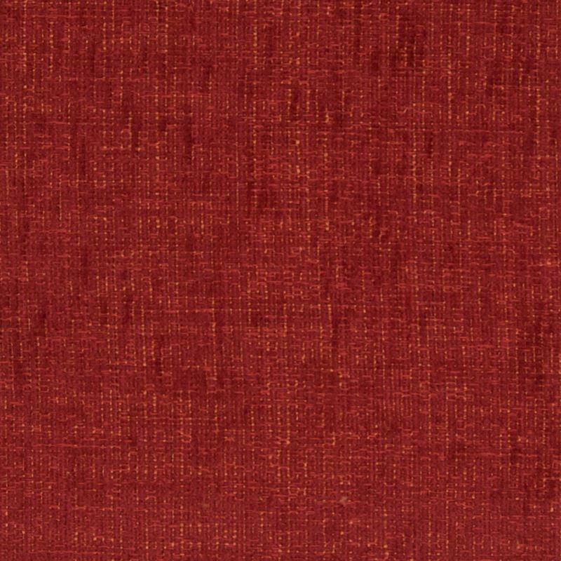B3979 Carmine, Red Solid Upholstery by Greenhouse