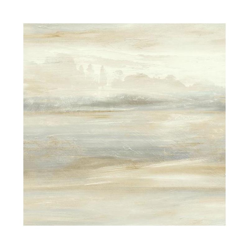 SO2433 Tranquil, Soothing Mists Scenic color Tan,