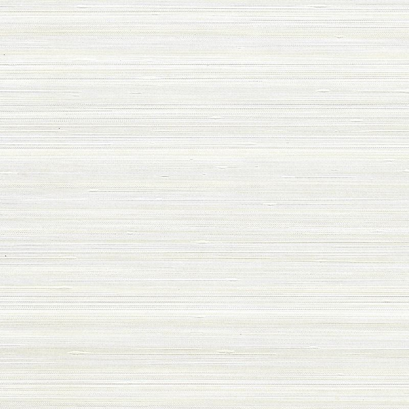 8090 Vinyl Silk And Abaca, Worldly White Grassclot