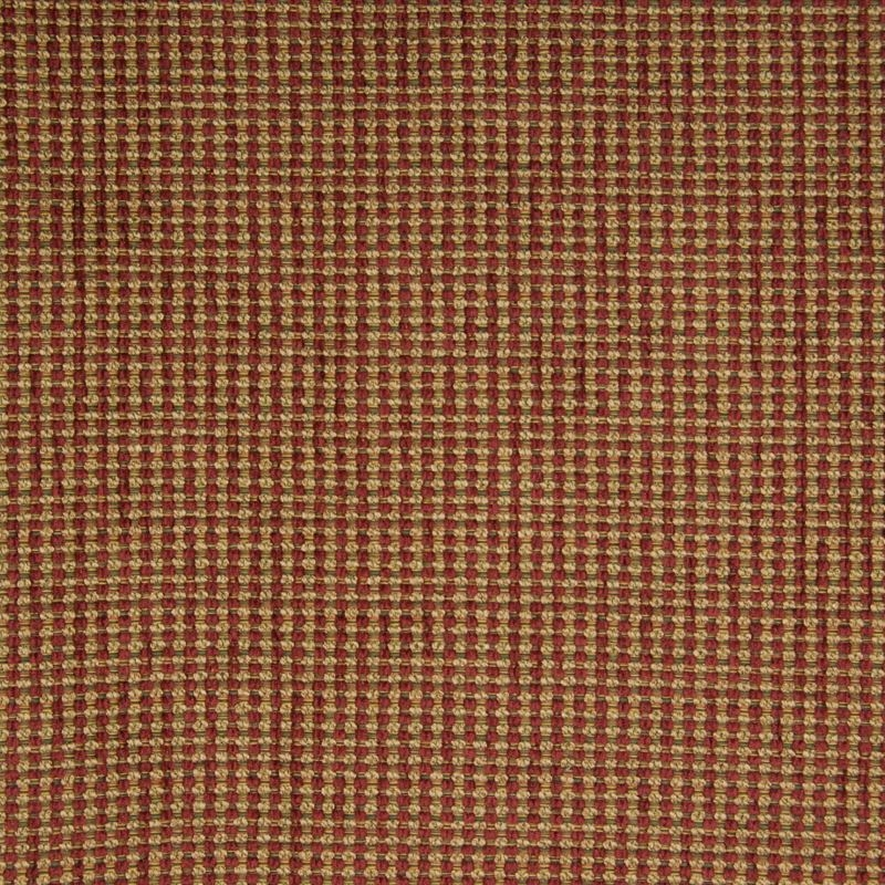 B3942 Raja, Red Solid Upholstery by Greenhouse Fab