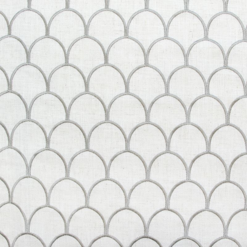 B9211 Pewter, Neutral Geometric Multipurpose by Gr