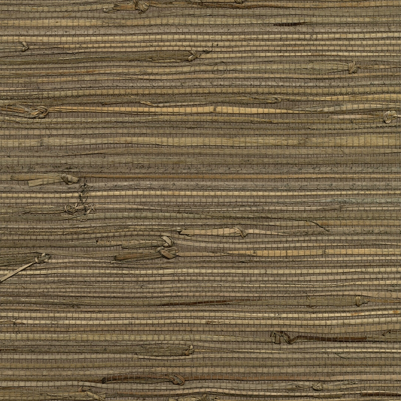 2732-80084 Canton Road, Anhui Brown Grasscloth by