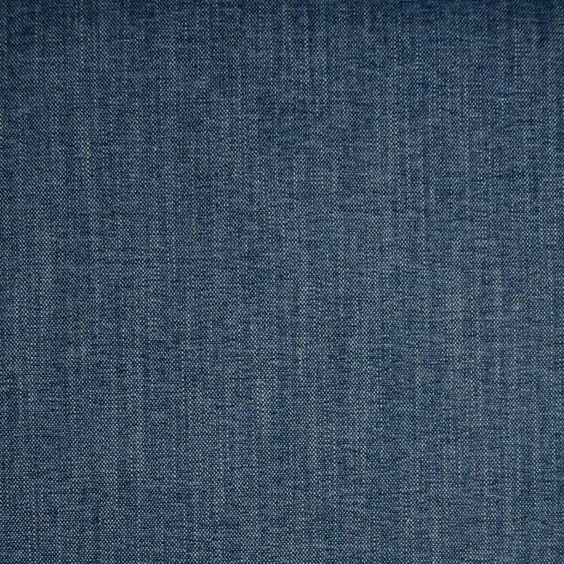 B9812 Indigo, Blue Solid Upholstery Fabric by Gree