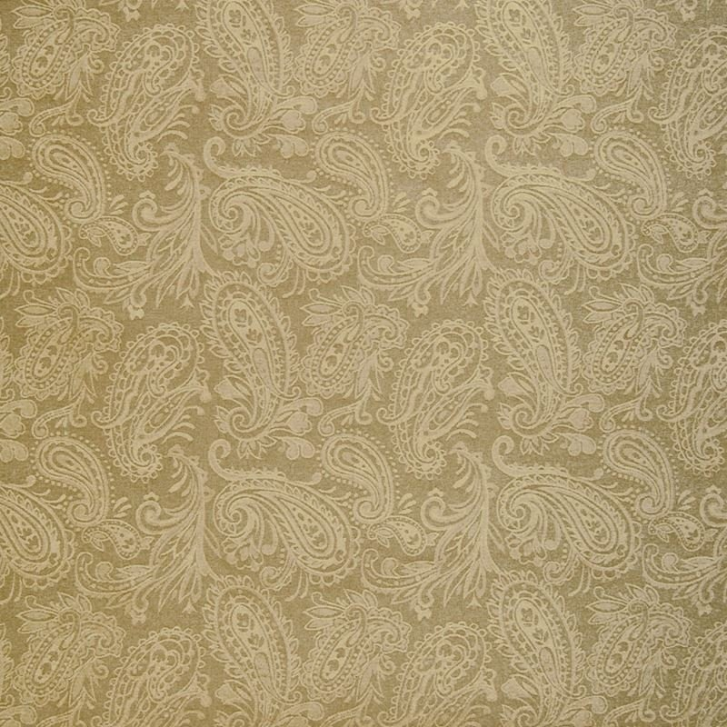A8732 Champagne, Gold Paisley Multipurpose by Gree