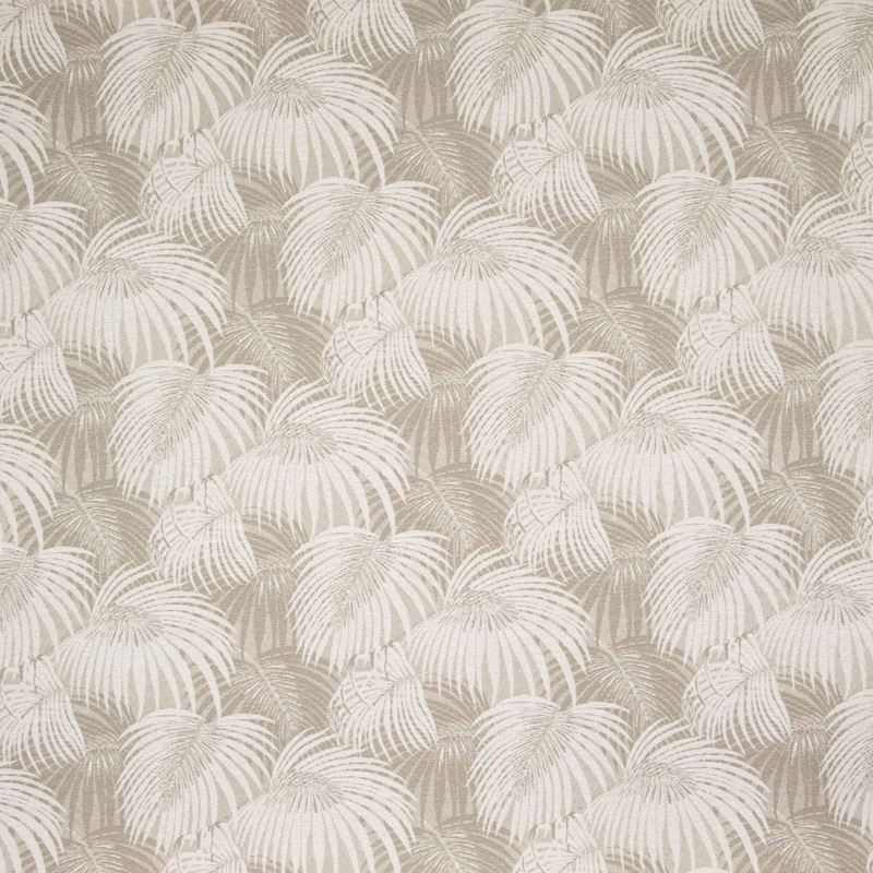 B8848 Oatmeal, Neutral Tropical Upholstery by Gree