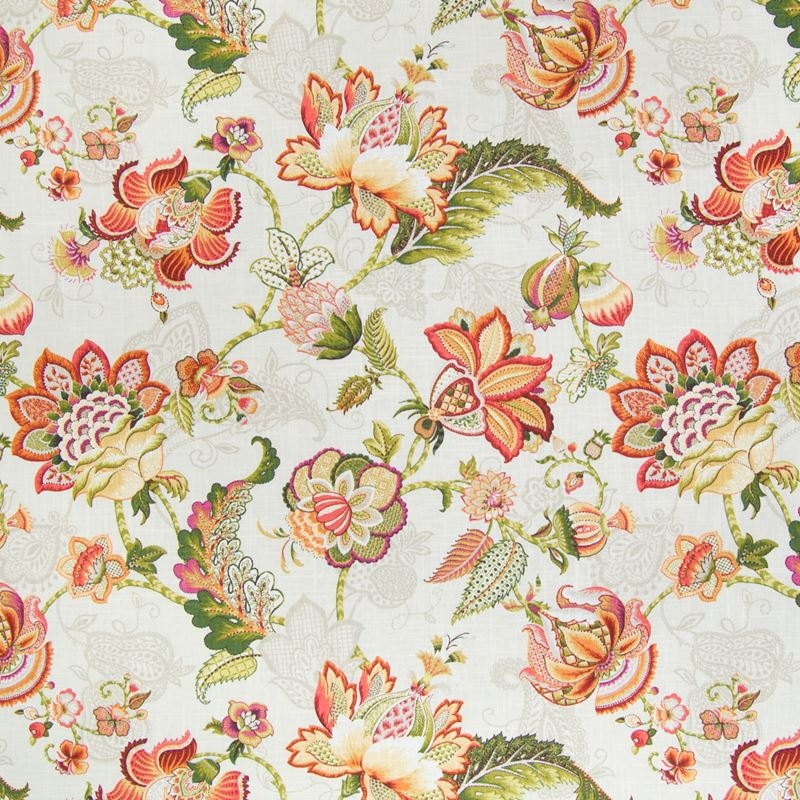 B2284 Tigerlily, Orange Floral Multipurpose by Gre