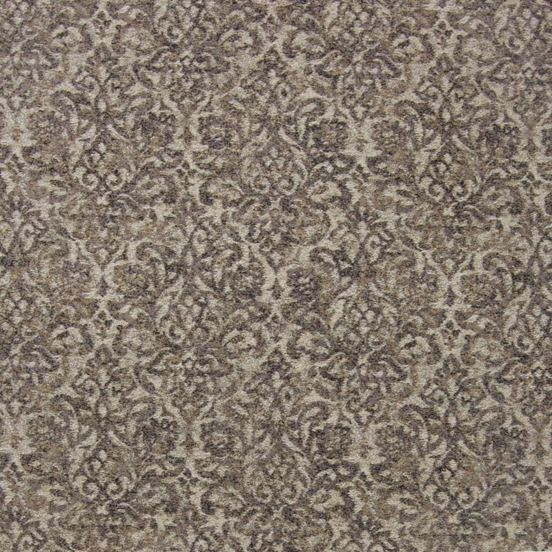 B2765 Mink, Brown Scroll Upholstery by Greenhouse