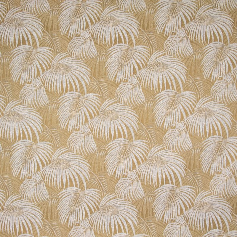 B8855 Golden, Gold Tropical Upholstery by Greenhou