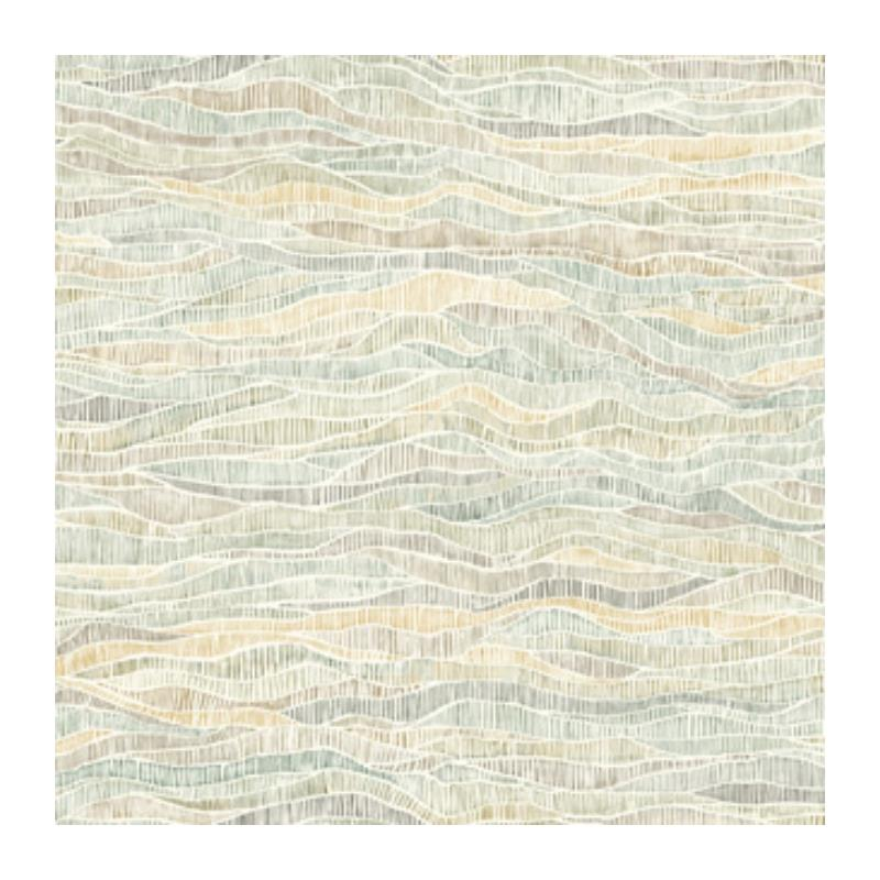 115-13040 Meadow, Buttercup Sage Soot Print by Col