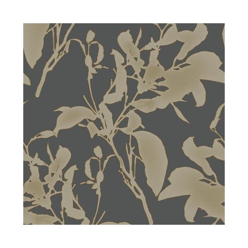 MM1728 Botanical Silhouette by York Wallcoverings