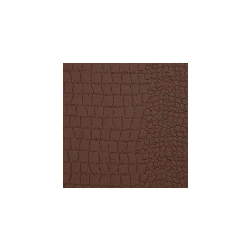 Crocodile Rock 20 Chocolate by Maxwell Fabric