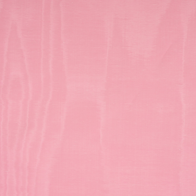 70452 Incomparable Moire, Rose By Schumacher Fabri