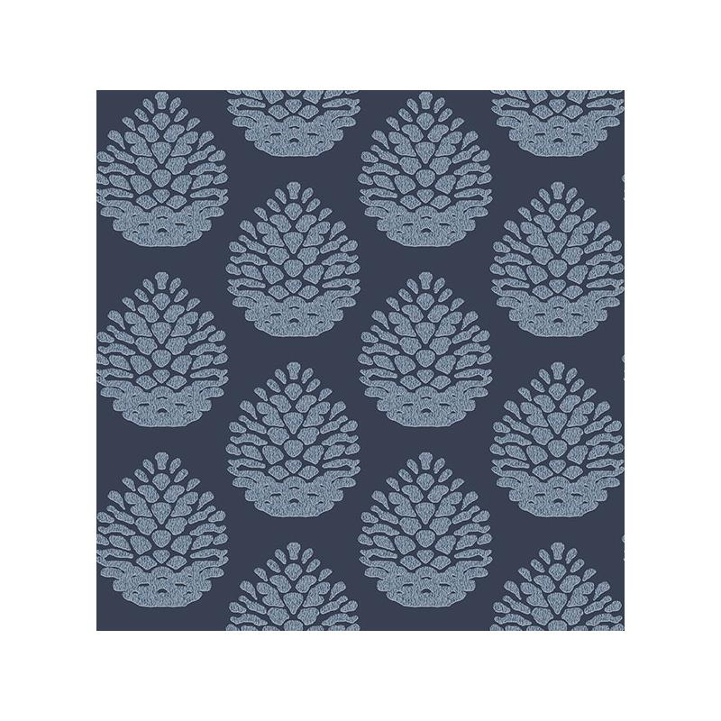 3118-25092 Birch and Sparrow, Totem Pinecone by Ch