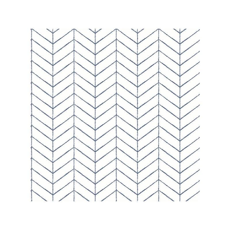 3118-25096 Birch and Sparrow, Bison Herringbone by